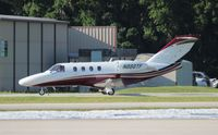 N888TF @ LAL - Citation M2