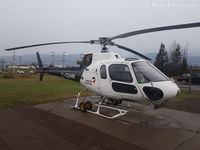 C-GAHH - Parked at Canadian Helicopters base in Smithrs (not airport). - by Remi Farvacque
