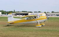 C-GIKL @ KOSH - Cessna 180K - by Mark Pasqualino
