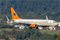D-AHLK @ EDDR - Boeing 737-8K5, - by Jerzy Maciaszek