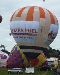 G-VITL - Bristol Balloon Fiesta - by Keith Sowter