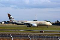 A6-DDE @ EKCH - A6-DDE taking for takeoff on 04R - by Erik Oxtorp