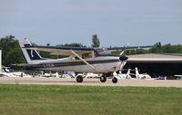 C-FRJN @ KOSH - Cessna 172E - by Mark Pasqualino