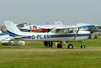 G-PLAN @ EGBP - R/Cessna F.150L [1066] Kemble~G 01/07/2005