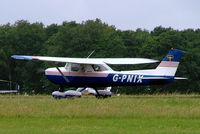 G-PNIX @ EGBP - R/Cessna FRA.150L Aerobat [0205] Kemble~G 01/07/2005