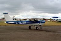 G-OJVH @ EGBP - R/Cessna F.150H [0356] Kemble~G 02/07/2005