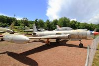21029 - Canadair T-33AN Silver Star 3, Preserved at Savigny-Les Beaune Museum - by Yves-Q