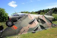 BA33 - SABCA Mirage 5BA, Preserved at Savigny-Les Beaune Museum - by Yves-Q