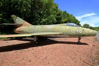 69 - Dassault Super Mystere B.2, Preserved at Savigny-Les Beaune Museum - by Yves-Q