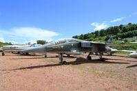 E10 - Sepecat Jaguar E, Preserved at Savigny-Les Beaune Museum - by Yves-Q