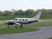 N301BK @ I73 - Piper PA-46 - by Christian Maurer