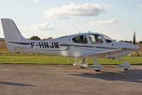 F-HNJM - SR22 - Not Available