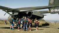 3D-DAA - Swazi Skydiving Boogie 1986, Scotts Ranch - by Daniel Zuppinger
