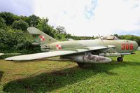 306 - PZL-Mielec Lim-6bis, Preserved at Savigny-Les Beaune Museum - by Yves-Q