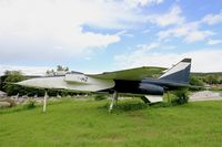A72 - Sepecat Jaguar A, Preserved at Savigny-Les Beaune Museum - by Yves-Q