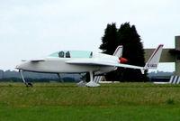 G-LASS @ EGBP - Rutan Varieze [PFA 074-10209] Kemble~G 01/07/2005