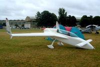 G-LASS @ EGBP - Rutan Varieze [PFA 074-10209] Kemble~G 02/07/2005