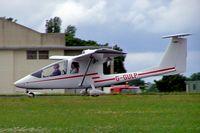 G-GULP @ EGBP - III Sky Arrow 650T [PFA 298-13664] Kemble~G 02/07/2005