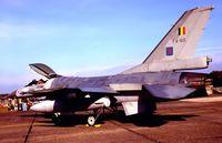 FA-60 @ EBBL - F-16A.1997-10.