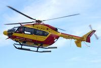 F-ZBQF @ LFKB - Landing at DZ hospital