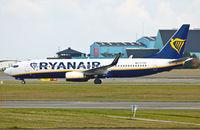EI-FRX - B738 - Ryanair