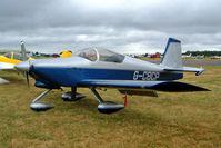 G-CBCP @ EGBP - Van's RV-6A [PFA 181A-13643] Kemble~G 02/07/2005