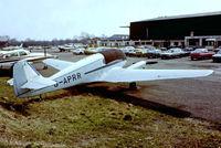 G-APRR @ EGTR - Aero 45S [04-014] Elstree~G 10/04/1979. From a slide.