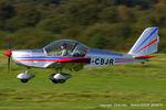 G-CBJR @ EGCB - at Barton - by Chris Hall