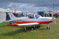 G-XCIT @ EGBP - Alpi Aviation Pioneer 300 [PFA 330-14296] Kemble~G 02/07/2005