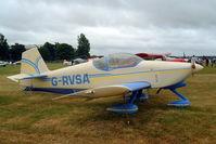 G-RVSA @ EGBP - Van's RV-6A [PFA 181A-12574] Kemble~G 02/07/2005
