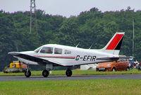 G-EFIR @ EGBP - Piper PA-28-181 Archer II [28-8090275] Kemble~G 01/07/2005