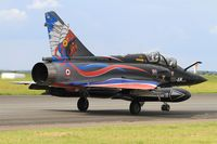 353 @ LFOA - Dassault Mirage 2000N, Taxiing to parking area, Avord Air Base 702 (LFOA) Open day 2016 - by Yves-Q