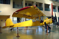 LV-ZIV @ SADM - Morane-Saulnier MS.502 Criquet [681] Buenos Aires-Moron~LV 09/04/2004 - by Ray Barber