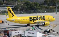 N902NK @ FLL - Spirit A320 NEO