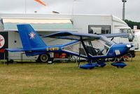 G-CWTD @ EGBP - Aeroprakt A.22 Foxbat [PFA 317-14131] Kemble~G 02/07/2005