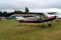 G-BYJO @ EGBP - Rans S.6-ES Coyote II [PFA 204-13338] Kemble~G 02/07/2005. Earlier scheme.