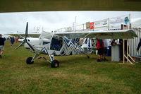 G-ESKA @ EGBP - Just Aircraft Escapade 912(1) [BMAA/HB/371] Kemble~G 02/07/2005