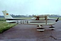 D-EGTB @ EDLM - R/Cessna F.150M [1358] Marl-Loemuehle~D 25/04/1980