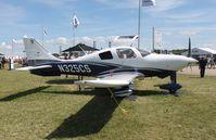 N325CS @ KOSH - Cessna T240