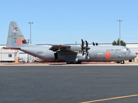 01-1461 @ KBOI - Parked on NIFC ramp - by Gerald Howard