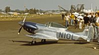 N10L @ O88 - At an Airshow at the old Rio Vista Airport California. 1970's. - by Clayton Eddy
