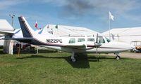 N122PC @ KOSH - Aerostar 600