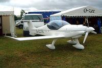 G-CCTE @ EGBP - Dyn Aero MCR-01 Banbi VLA Sportster [PFA 301-13268] Kemble~G 02/07/2005