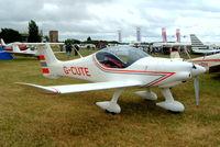 G-CUTE @ EGBP - Dyn'Aero MCR-01 Banbi [PFA 301-13511] Kemble~G 02/07/2005