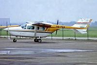HA-FAA @ EDDV - R/Cessna F.337G Super Skymaster [0073] Hannover~D 25/05/1984. From a slide.