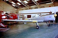 G-BBWN @ EGTR - de Havilland Canada DHC-1 Chipmunk 22 [C1/0913] Elstree~G 10/04/1979. From a slide.
