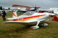 SE-XIP @ EGBP - Thorp T.18 Tiger [548] Kemble~G 02/07/2005