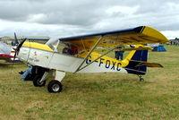 G-FOXC @ EGBP - Denney Kitfox Mk.III [PFA 172-11900] Kemble~G 02/07/2005