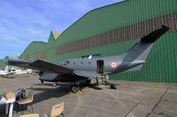 108 @ LFOT - Embraer EMB-121AA Xingu, Static display, Tours-St Symphorien Air Base 705 (LFOT-TUF) Open day 2015 - by Yves-Q