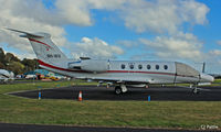9H-WII @ EGPN - At Dundee EGPN - by Clive Pattle
